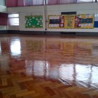 No More School Floor Sanding