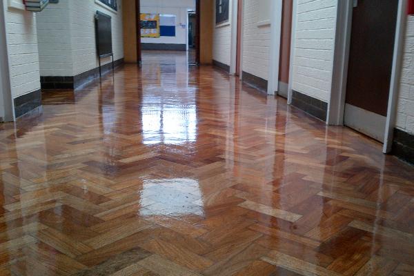 Wood Floor Restoration School