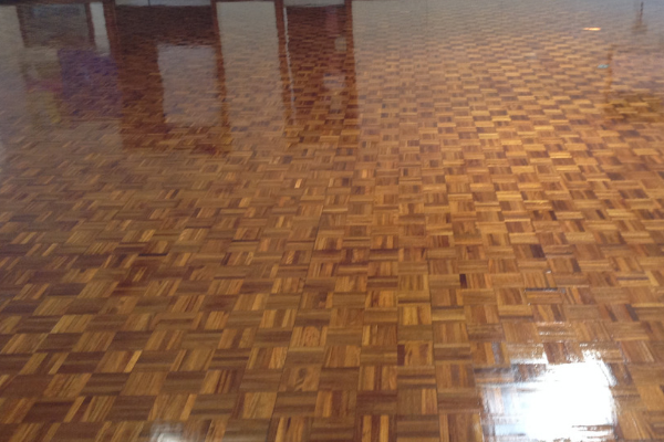 Wood Floor Restoration Finish